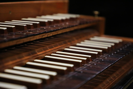 Harpsichord Keyboards