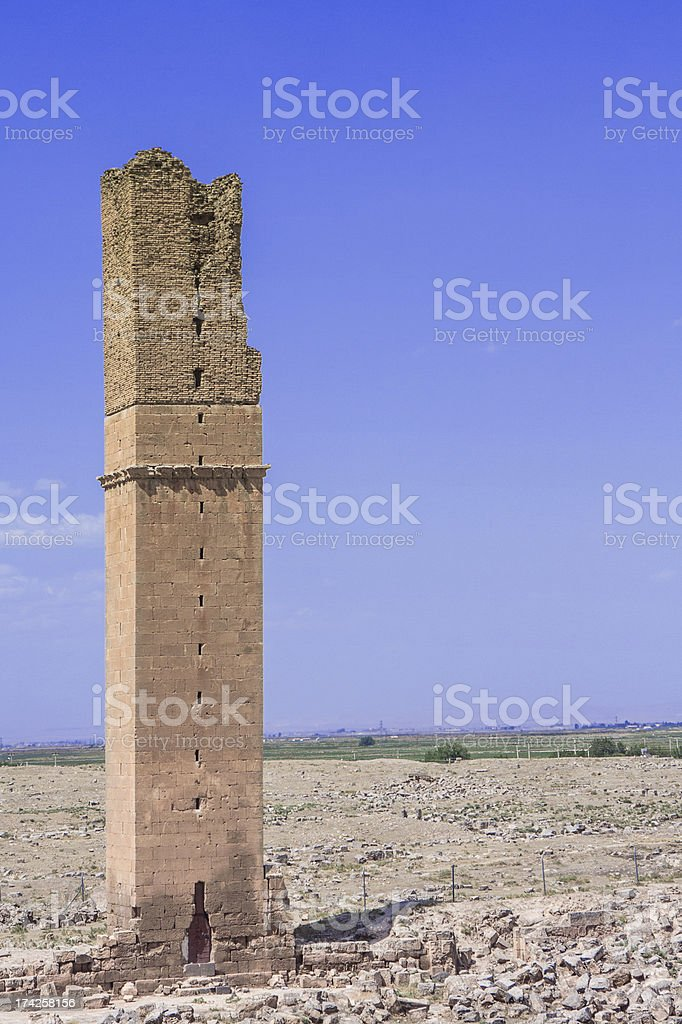 Harran urfa turkey royalty-free stock photo