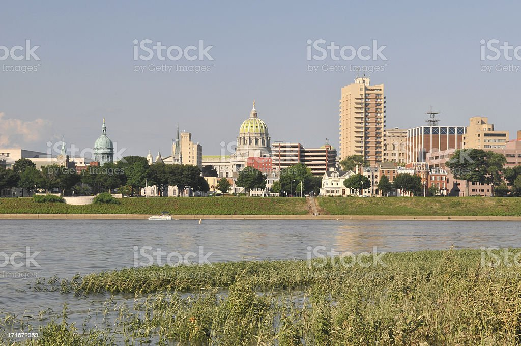 Harrisburg stock photo