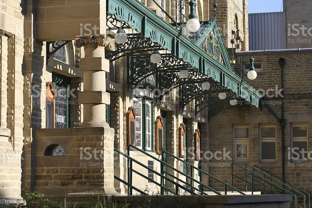 Harrogate Yorkshire England architecture royalty-free stock photo