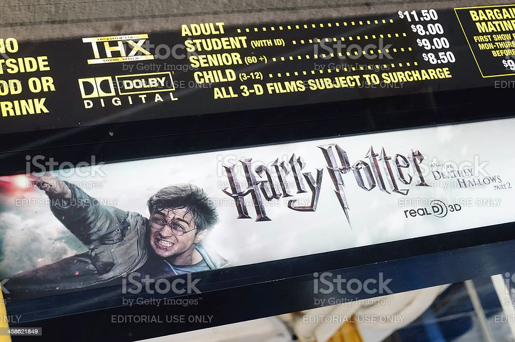 harry potter and the ly hallows part 2 box office picture id