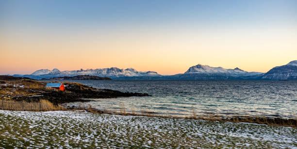 Harstad, Norwegen – Foto