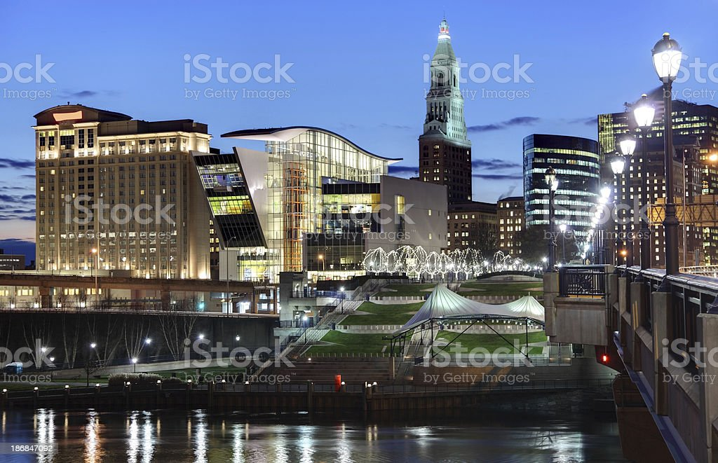 Hartford stock photo