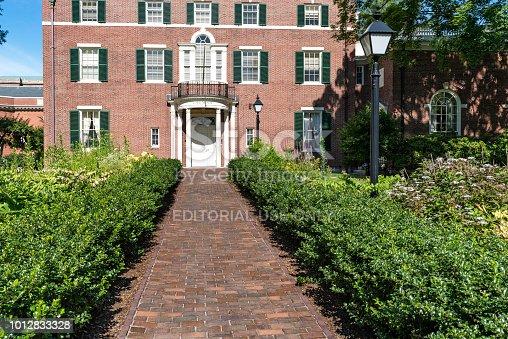 683709204istockphoto Harvard University 1012833328