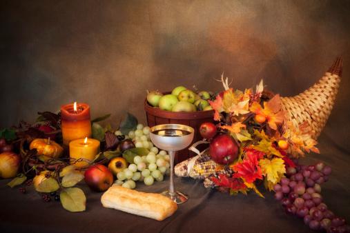 Harvest Communion
