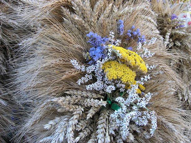 harvest flower ring