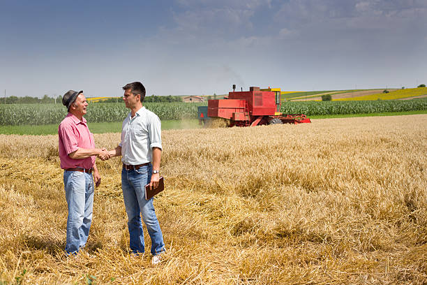 harvesting - farmer stock photos and pictures