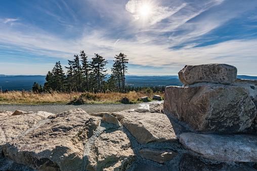 Harz Landscape