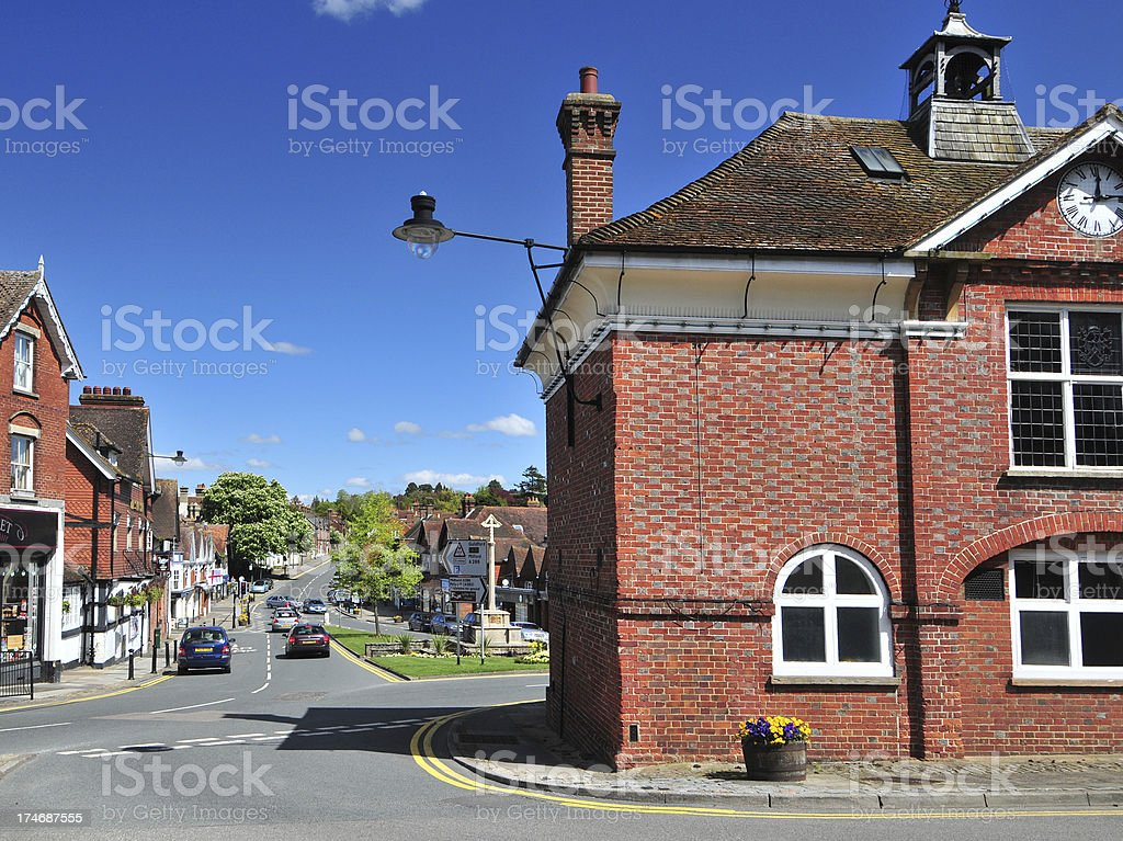 Haslemere royalty-free stock photo