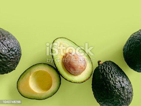 istock Hass avocado 1040748256