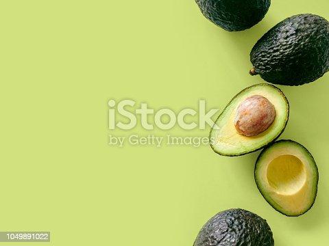 istock Hass avocado 1049891022