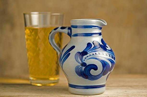Hassian Cider und Krug – Foto