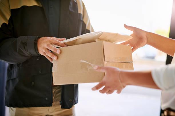Livraison porte à porte sans tracas - Photo
