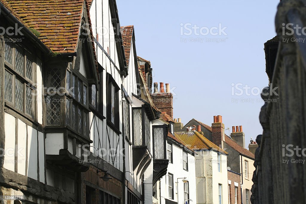 Hastings royalty-free stock photo