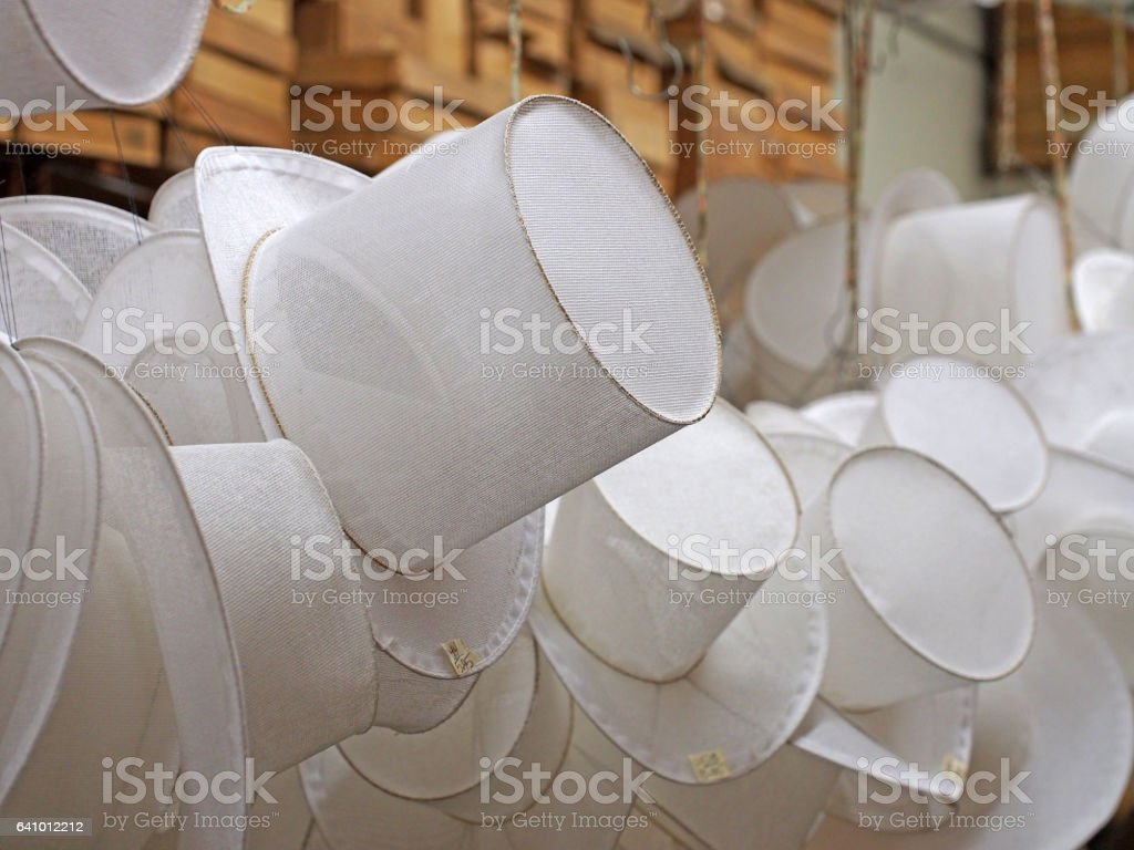 Hat Forms stock photo