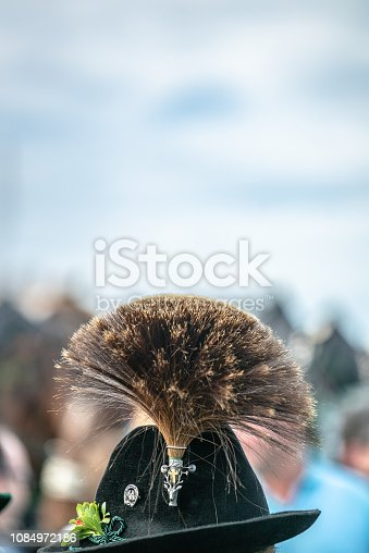istock hat with gamsbears leonhardi 1084972186