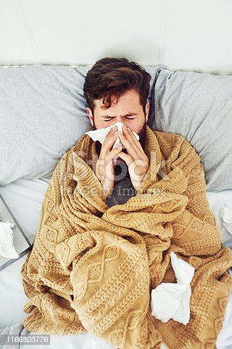 istock I hate being sick 1166803776