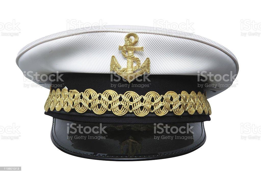 Mützen: Kapitäns-Mütze – Foto
