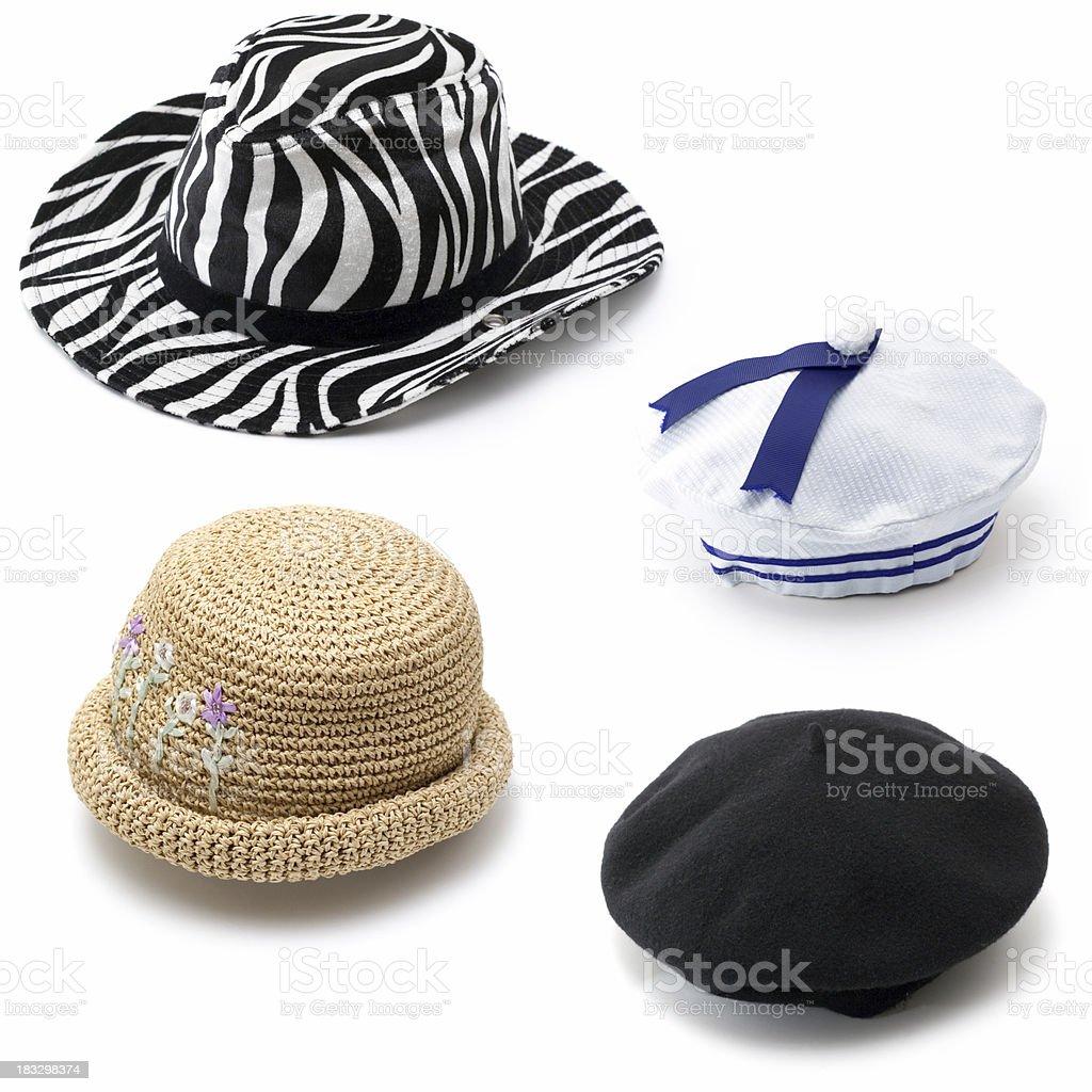 Las Hat Cebra Boina Marino - Fotografía de stock y más imágenes de ...