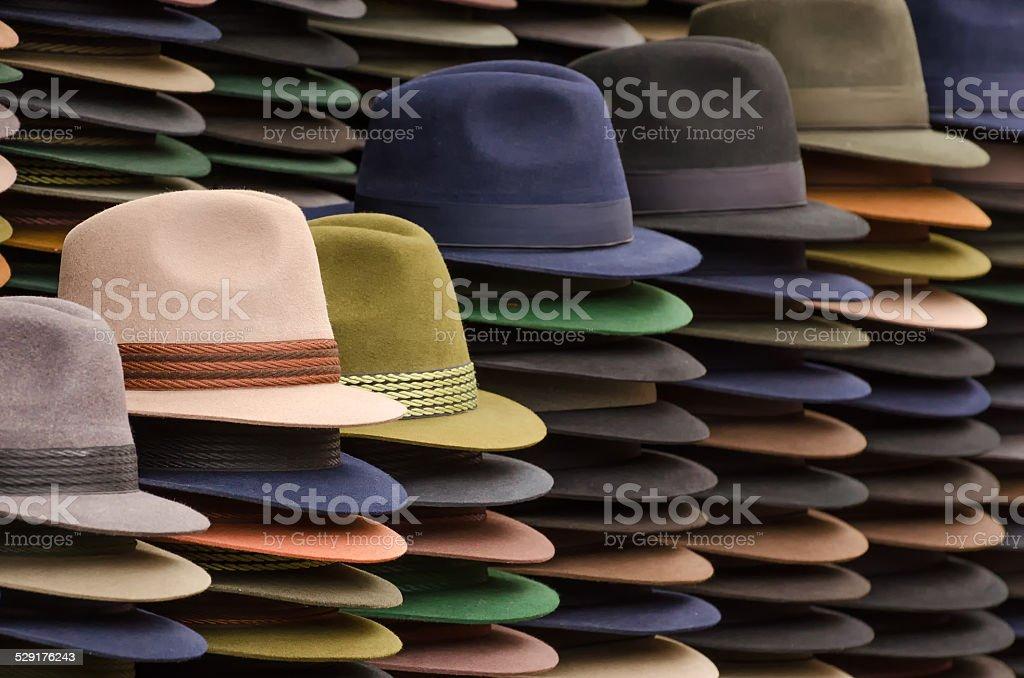Hats royalty-free stock photo