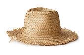 帽子:麦わら帽子