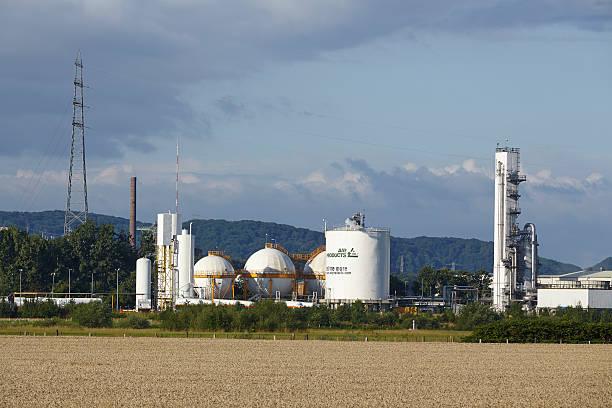 Hattingen (Northrhine-Westfalen, Deutschland)-Air Produkte – Foto