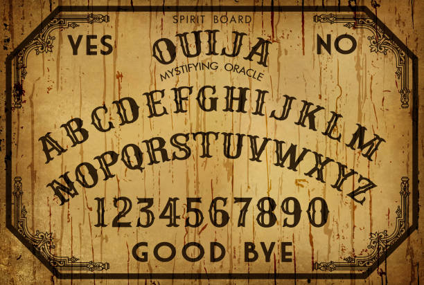 Best Ouija Board Stock Photos, Pictures & Royalty-Free