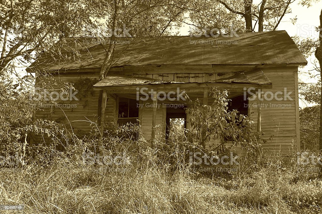 Haunted House 2 royalty-free stock photo