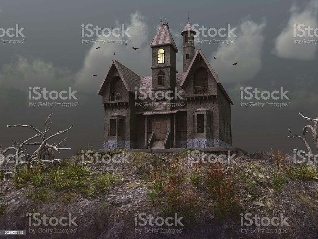 Haunted house – Foto