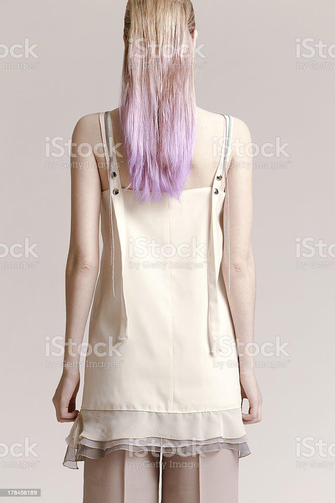 Haute Couture stock photo
