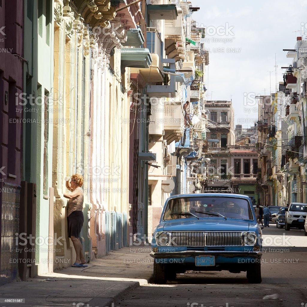 Havana, Cuba. royalty-free stock photo