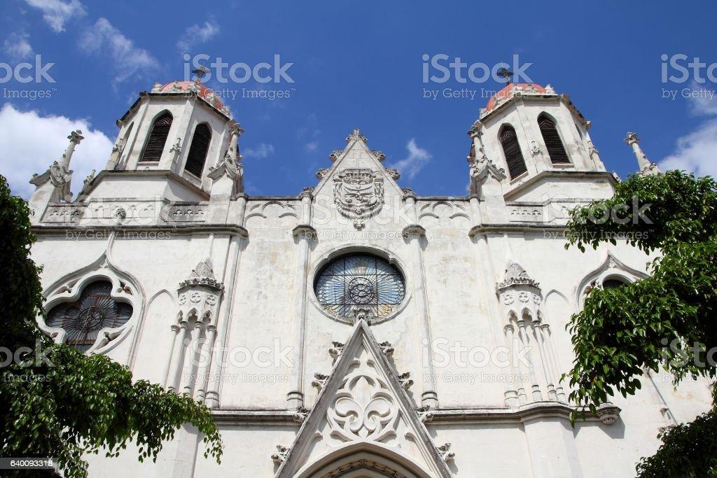 Havana landmark stock photo