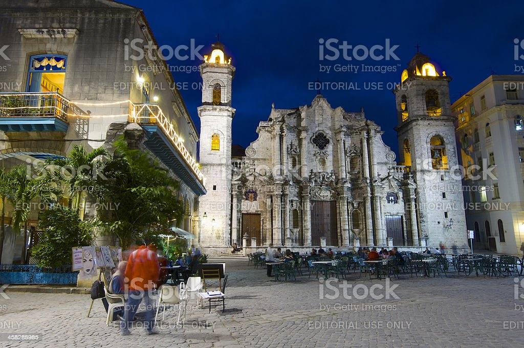 Havana royalty-free stock photo