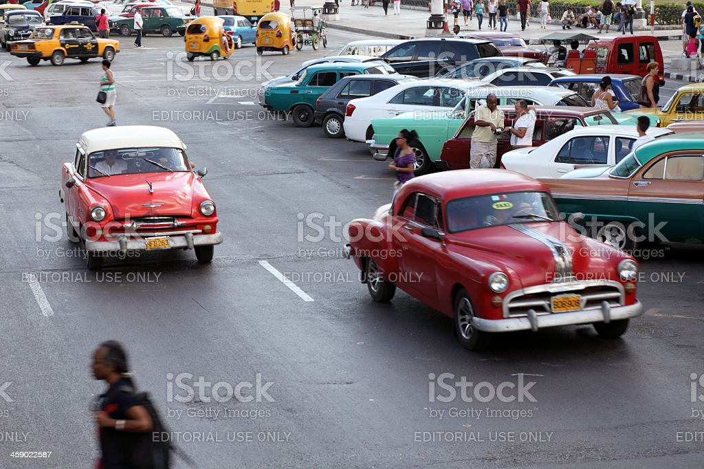 Havana royalty-free stock photo