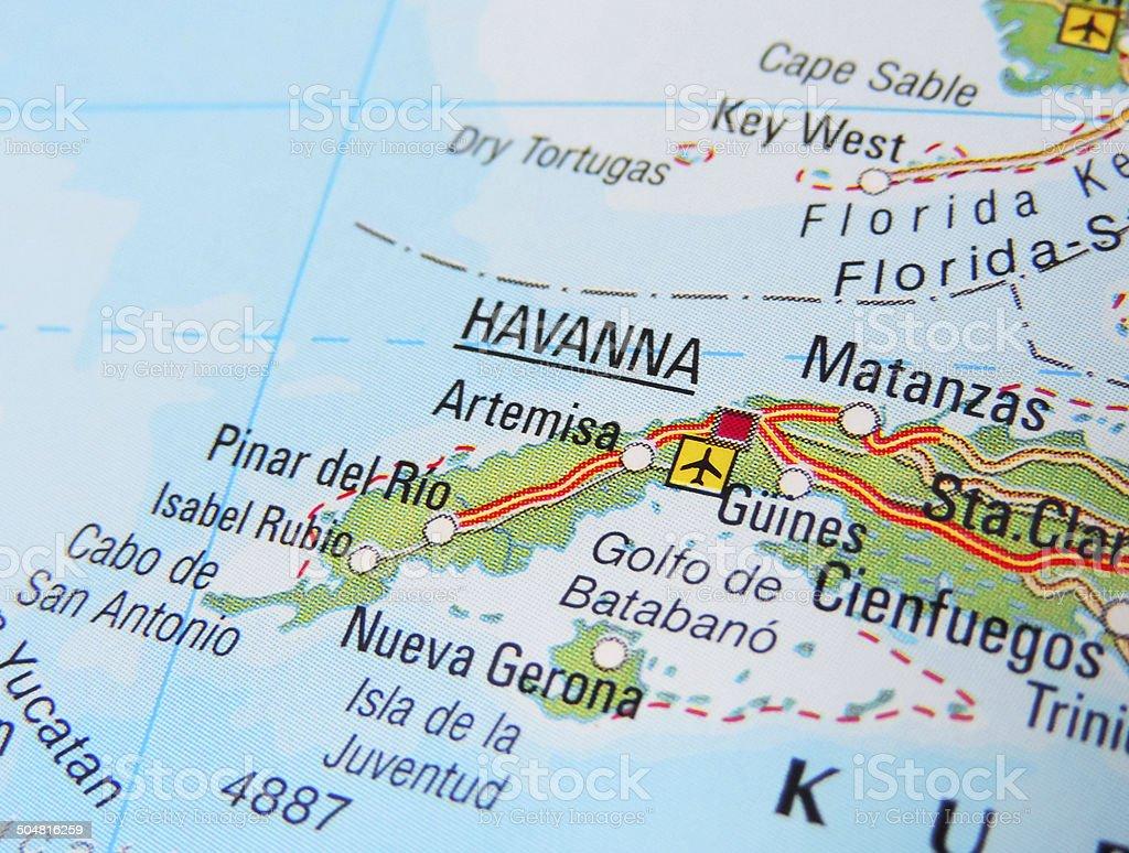 Havanna stock photo