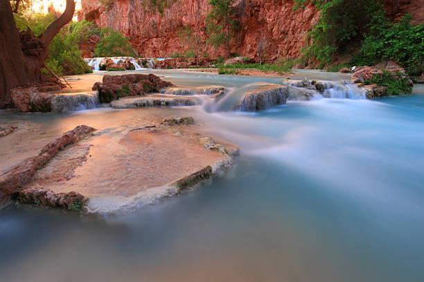 Havasu Creek stock photo