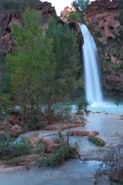 Havasu Falls stock photo