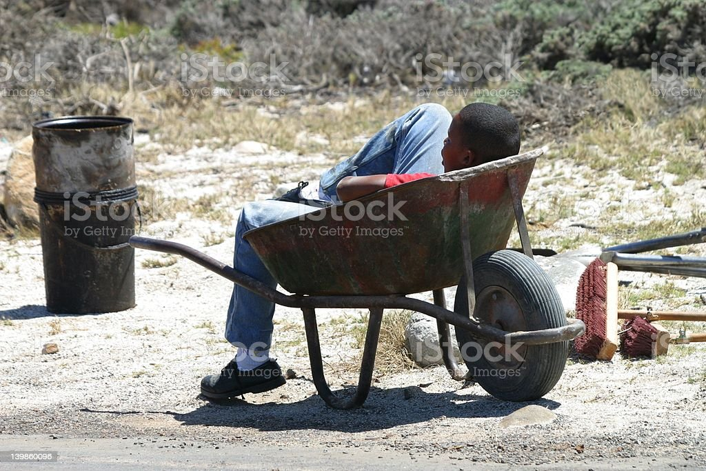 have a break royalty-free stock photo