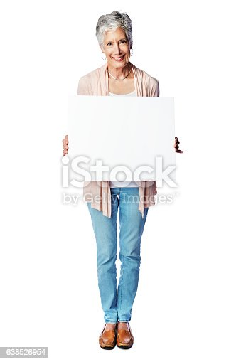 istock I have a message for the older generation 638526954
