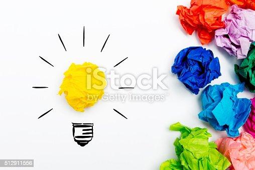 istock I have an Idea 512911556