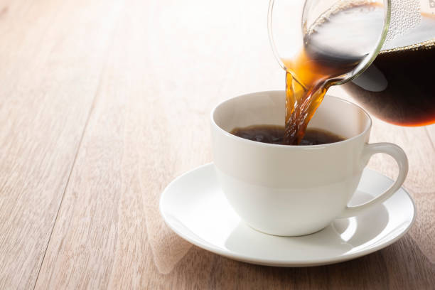 Have coffee Breakfast coffeeHave coffee pouring stock pictures, royalty-free photos & images