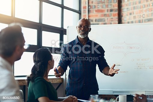 istock Have I got an idea for you 805054530