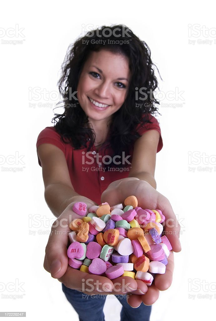 Have Some Candy royalty-free stock photo