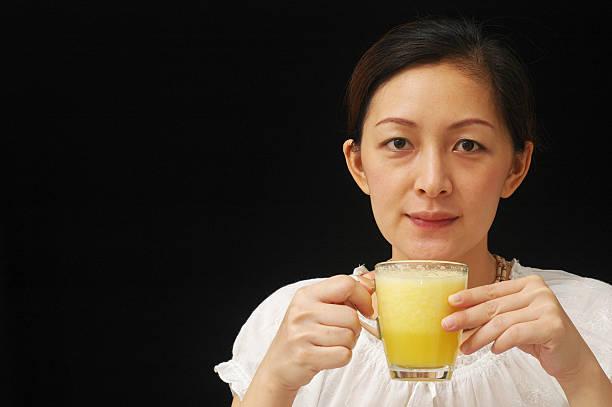 Have Some Orange Juice stock photo