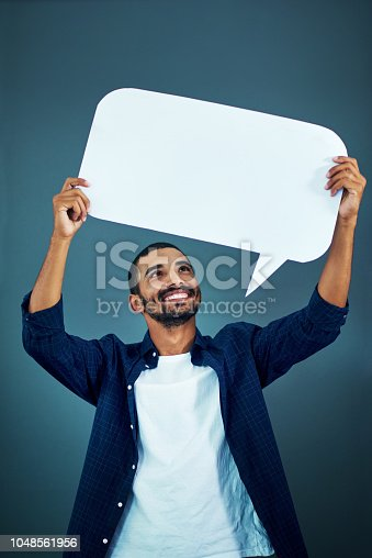 istock I have something to say 1048561956
