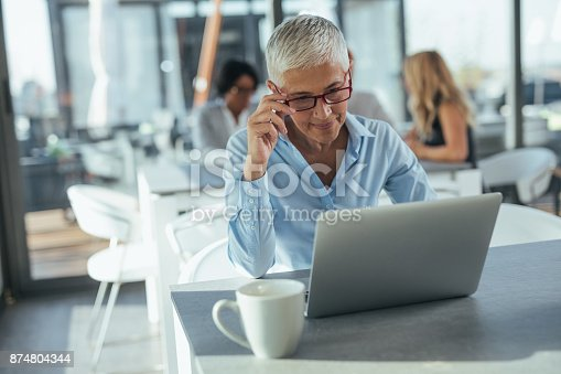istock I have the best team behind me 874804344