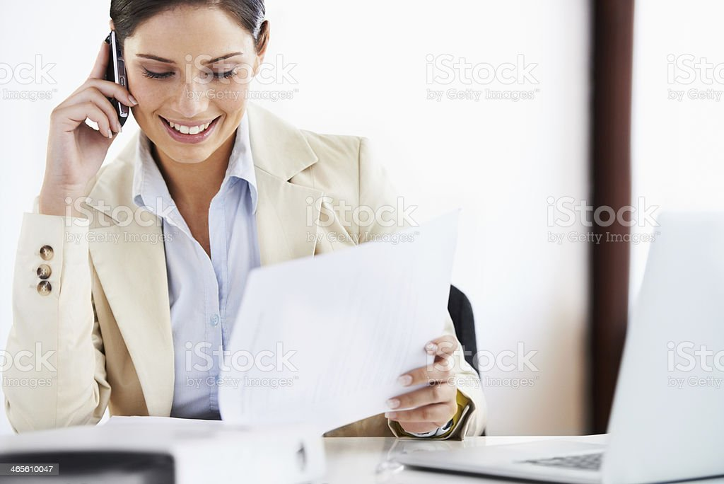 I have the file right in front of me! stock photo