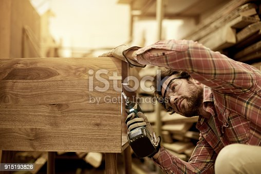 915192732 istock photo I have the right tools to only deliver quality pieces 915193826