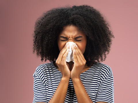 I Have To Get Something For This Cold Stock Photo - Download Image Now