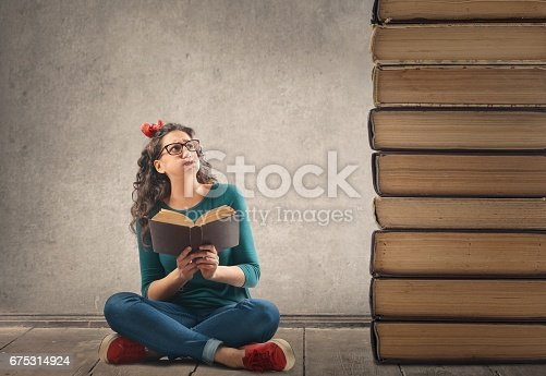 istock I have to read a lot 675314924